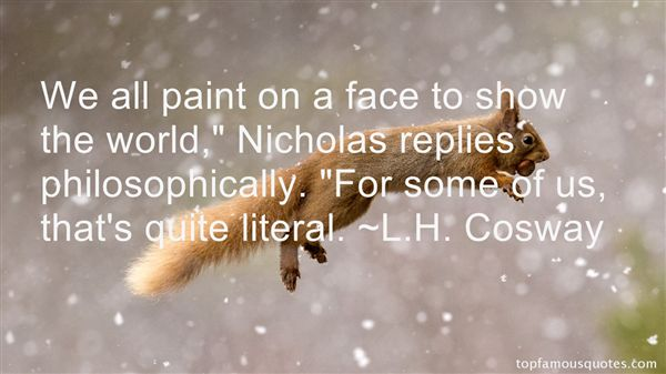 L.H. Cosway Quotes