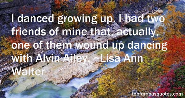 Lisa Ann Walter Quotes