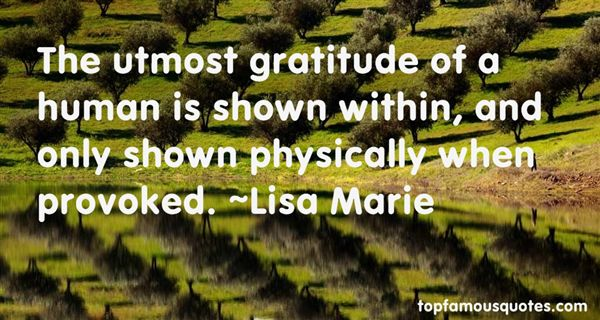 Lisa Marie Quotes