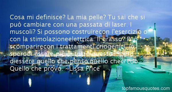 Lissa Price Quotes