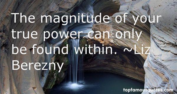 Liz Berezny Quotes
