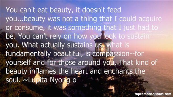 Lupita Nyong O Quotes