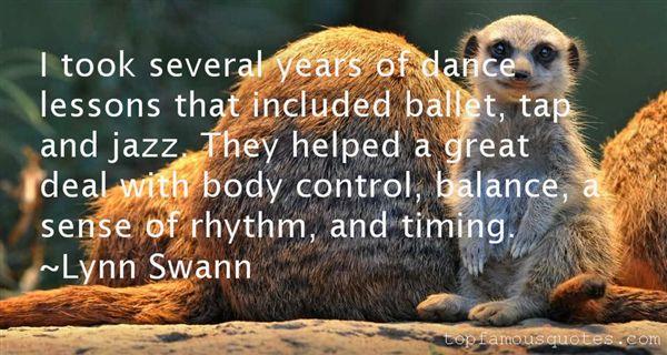 Lynn Swann Quotes