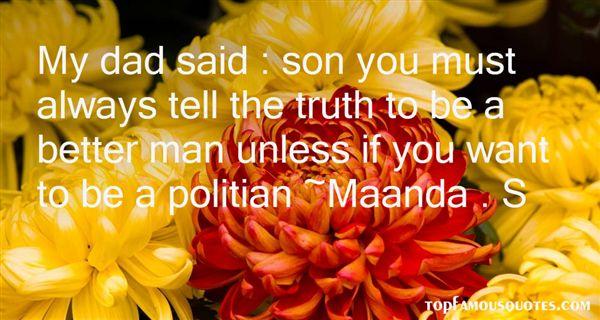 Maanda . S Quotes