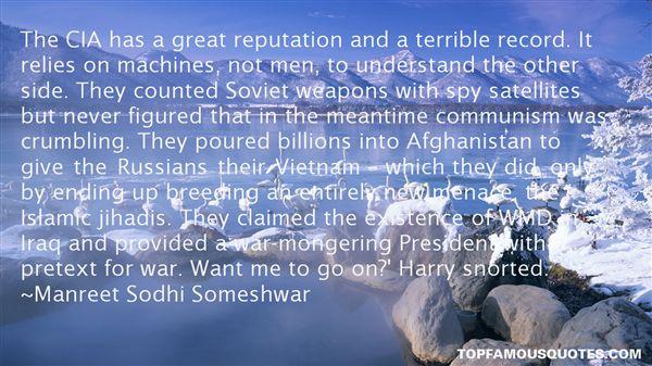 Manreet Sodhi Someshwar Quotes