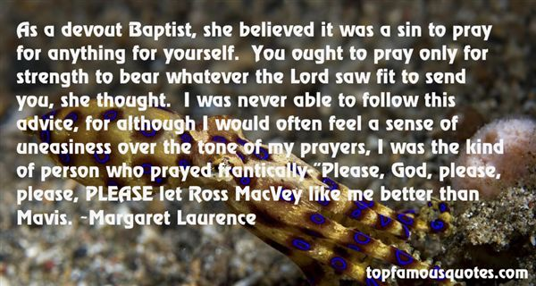 Margaret Laurence Quotes