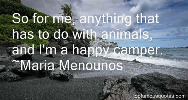 Maria Menounos Quotes