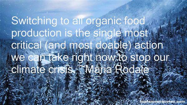 Maria Rodale Quotes