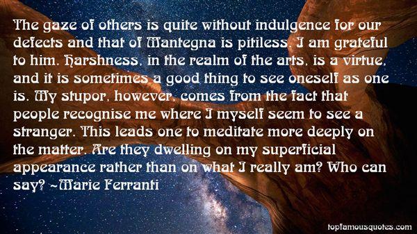 Marie Ferranti Quotes