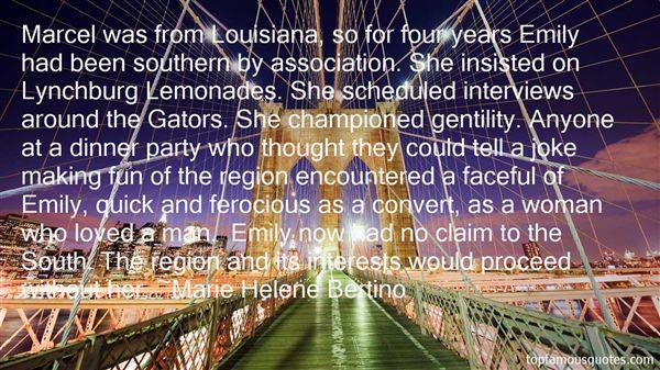 Marie Helene Bertino Quotes
