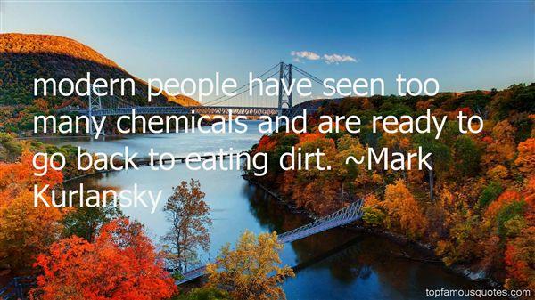 Mark Kurlansky Quotes