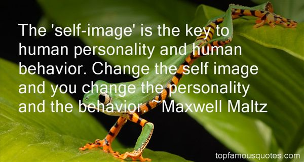 Maxwell Maltz Quotes