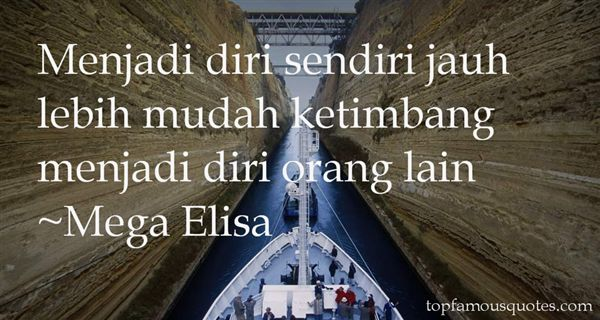 Mega Elisa Quotes