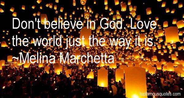 Melina Marchetta Quotes