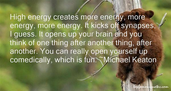 Michael Keaton Quotes