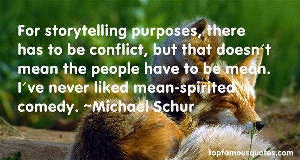 Michael Schur Quotes