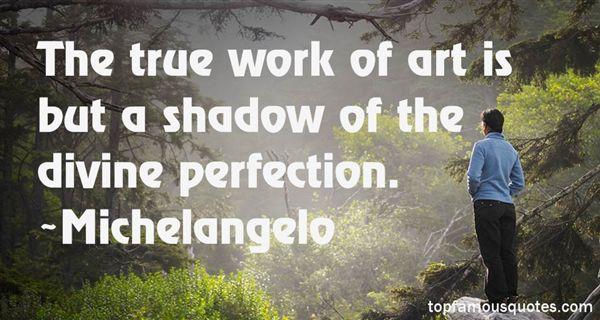 Michelangelo Quotes