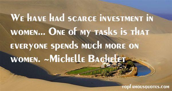 Michelle Bachelet Quotes