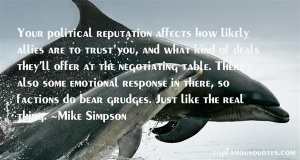 Mike Simpson Quotes
