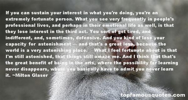 Milton Glaser Quotes