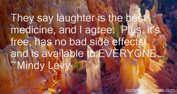 Mindy Levy Quotes