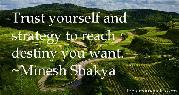 Minesh Shakya Quotes