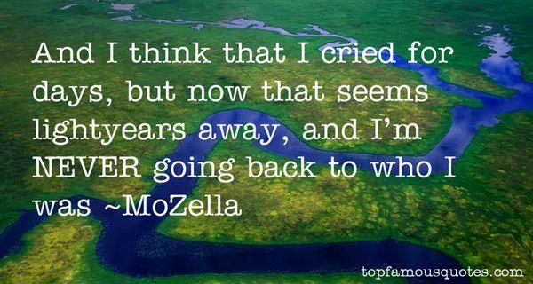MoZella Quotes