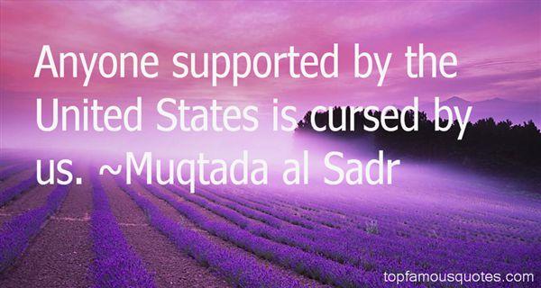 Muqtada Al Sadr Quotes