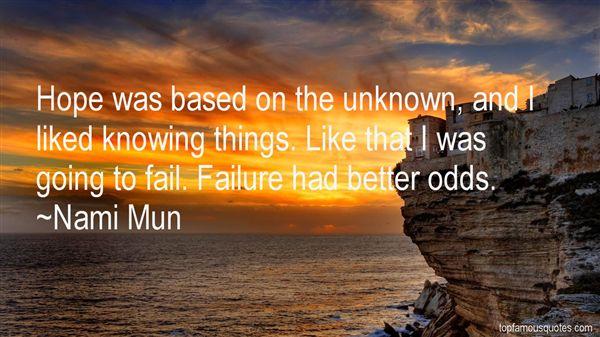 Nami Mun Quotes