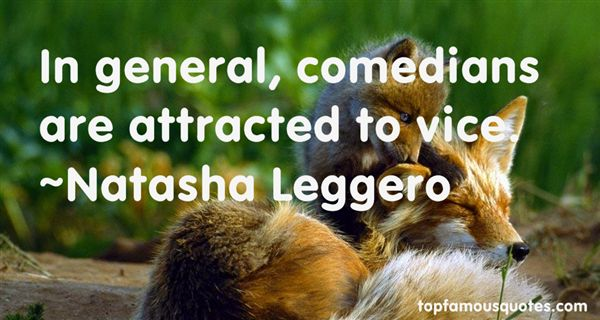 Natasha Leggero Quotes