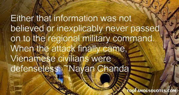 Nayan Chanda Quotes