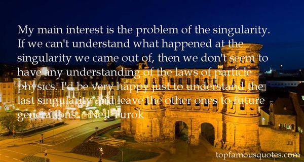 Neil Turok Quotes