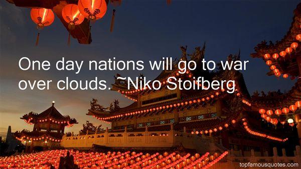 Niko Stoifberg Quotes
