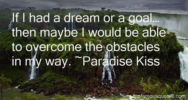 Paradise Kiss Quotes