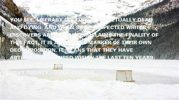 Paul Collins Quotes