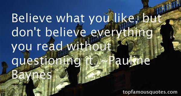 Pauline Baynes Quotes