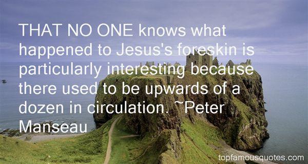 Peter Manseau Quotes