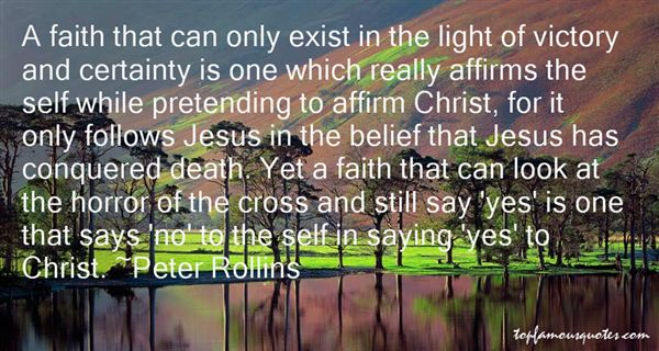Peter Rollins Quotes