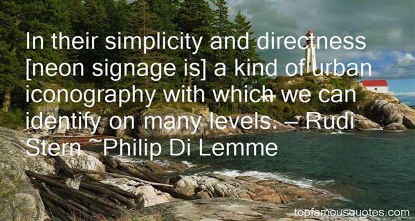 Philip Di Lemme Quotes