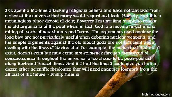 Phillip Adams Quotes
