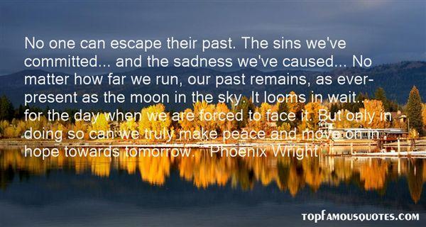 Phoenix Wright Quotes