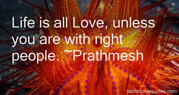 Prathmesh Quotes