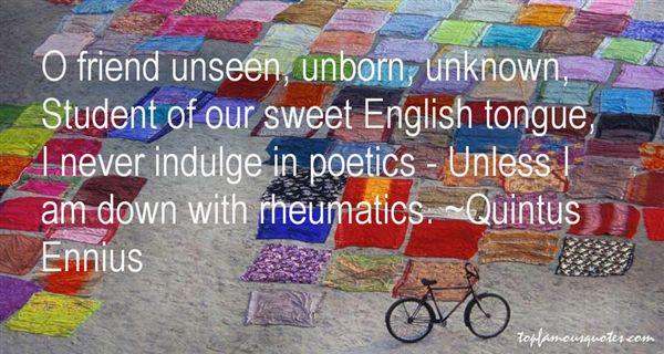 Quintus Ennius Quotes