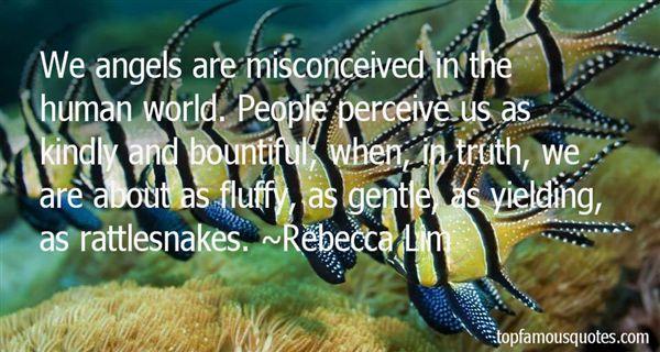 Rebecca Lim Quotes