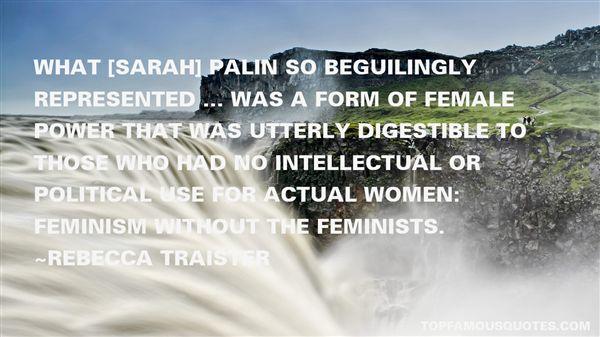 Rebecca Traister Quotes