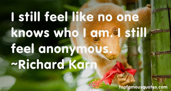 Richard Karn Quotes