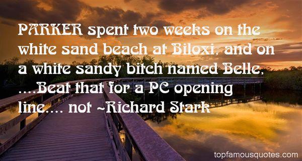 Richard Stark Quotes