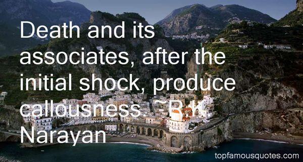 R.K. Narayan Quotes