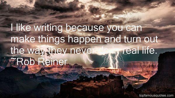 Rob Reiner Quotes