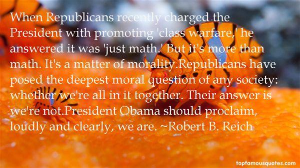 Robert B. Reich Quotes
